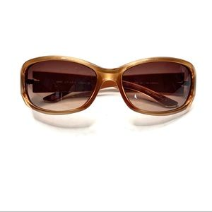 Authentic ESPRIT Stylish Beige/ Brown Sunglasses